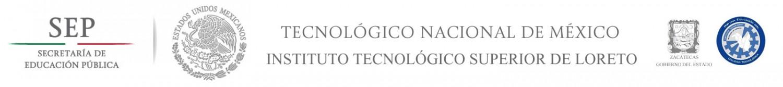 Instituto Tecnológico Superior de Loreto